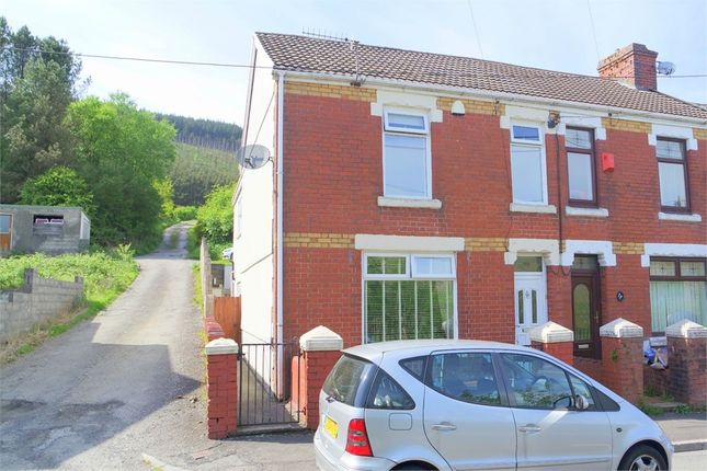 Thumbnail End terrace house to rent in Garnwen Road, Nantyffyllon, Maesteg, Mid Glamorgan
