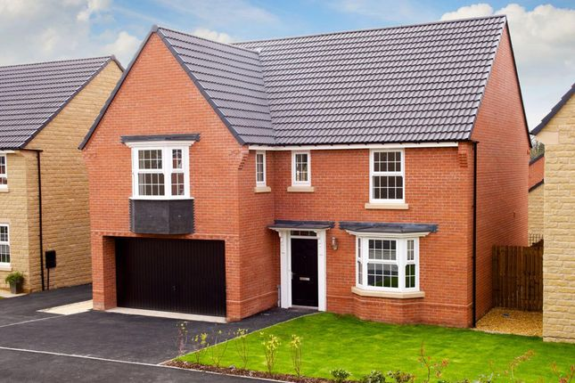 "Thumbnail Detached house for sale in ""Shelbourne Special"" at Hollygate Lane, Cotgrave, Nottingham"