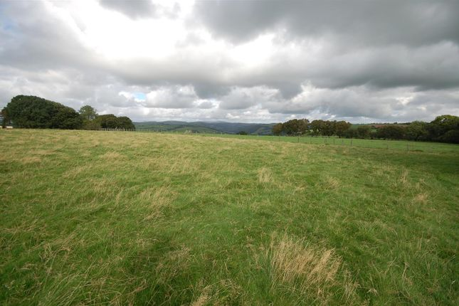 Thumbnail Land for sale in Capel Seion, Aberystwyth