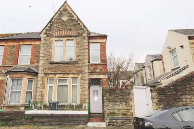 Terraced house to rent in Pearson Street, Roath, Cardiff