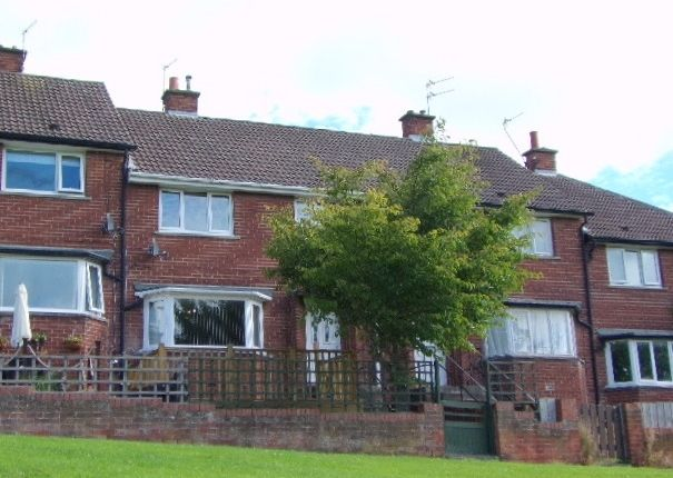 Thumbnail Semi-detached house to rent in Castle Close, Morpeth