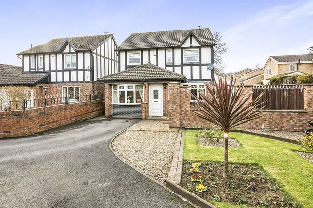 Thumbnail Detached house for sale in Belford Way, Newton Aycliffe