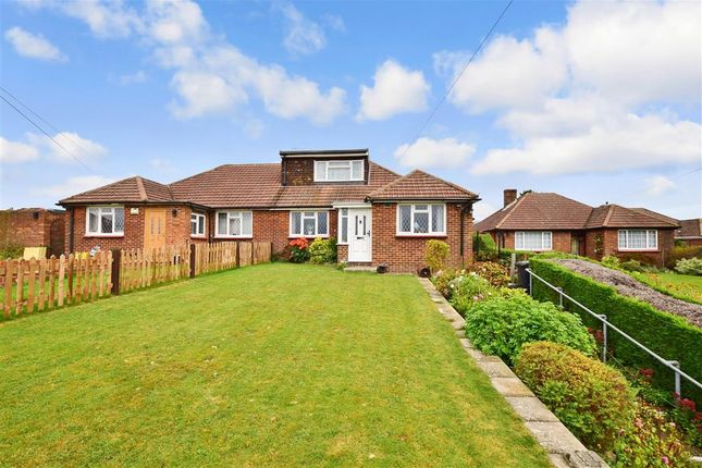 Thumbnail Bungalow for sale in Vauxhall Crescent, Snodland, Kent