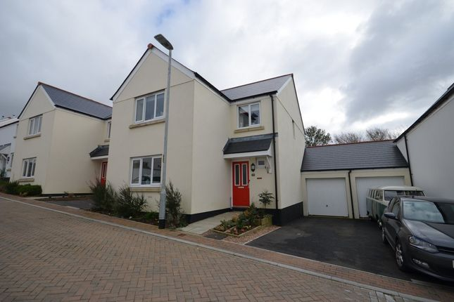 Thumbnail Detached house for sale in Roseworthy Road, Shortlanesend, Truro