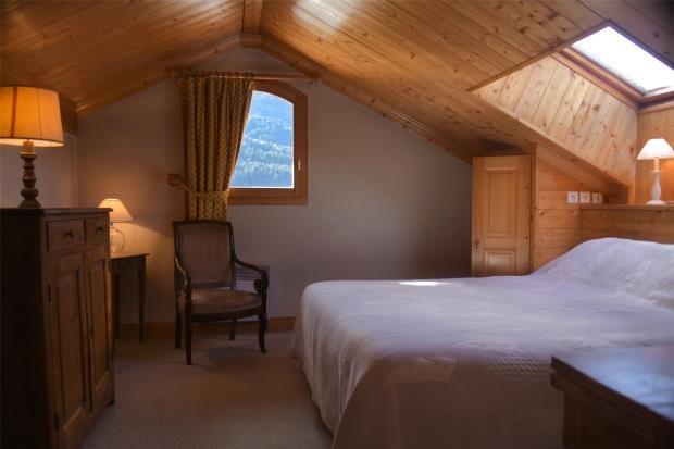 Bedroom of Méribel Sous Morel, Méribel, French Alps, 73550