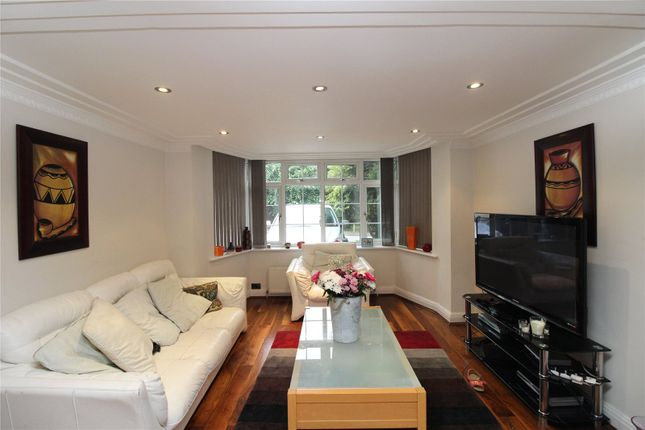 Thumbnail Detached house to rent in Fitzalan Road, Finchley Central, London