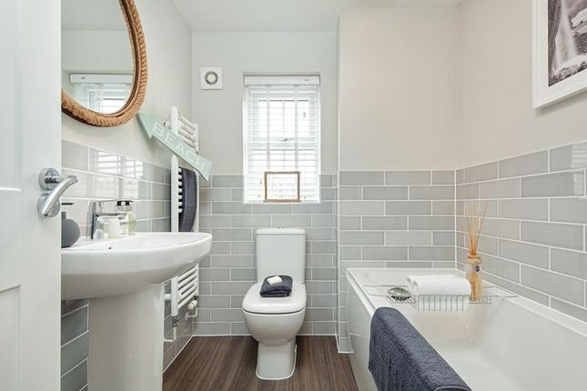 The Archford Family Bathroom