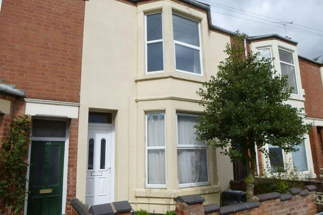 Thumbnail Terraced house to rent in Graham Road, Rugby