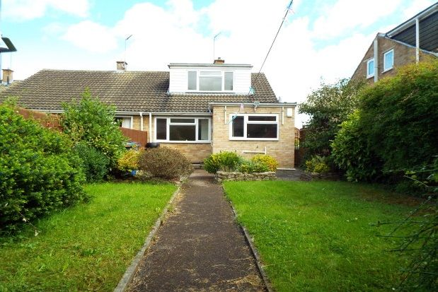 Thumbnail Bungalow to rent in Balliol Road, Bicester