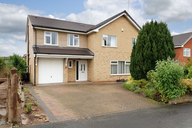 Thumbnail Detached house for sale in Deans Way, Tarvin, Chester
