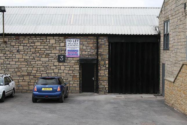 Thumbnail Light industrial to let in Unit 3 Dunscar Business Park, Blackburn Road, Bolton