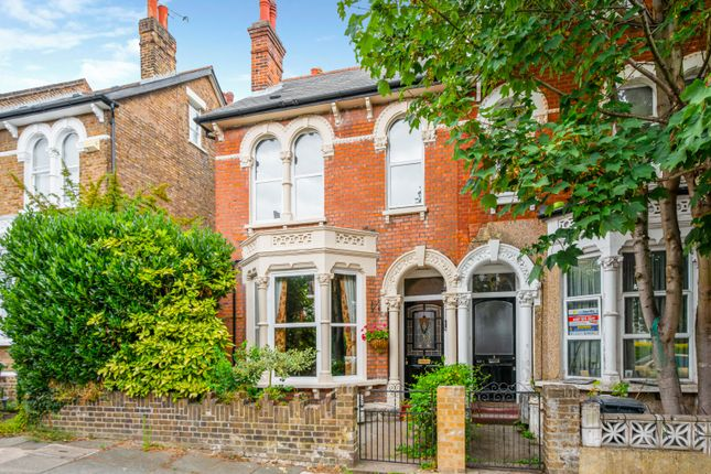 Thumbnail Semi-detached house for sale in Algiers Road, London