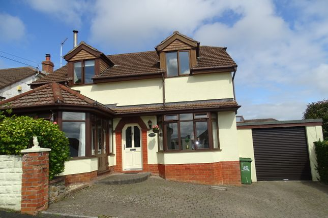 Thumbnail Detached house for sale in Kenwith Road, Bideford