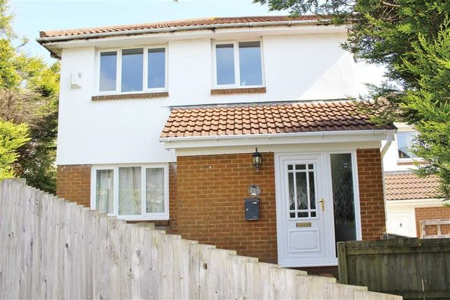 3 bed detached house for sale in The Glade, West Cross, Swansea