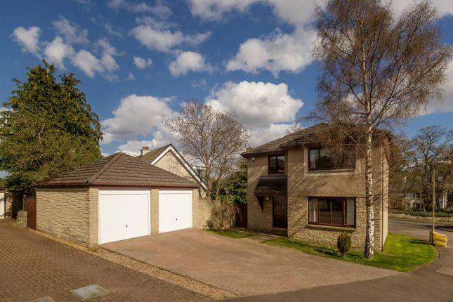 Thumbnail Detached house for sale in 1 Stennis Gardens, Liberton
