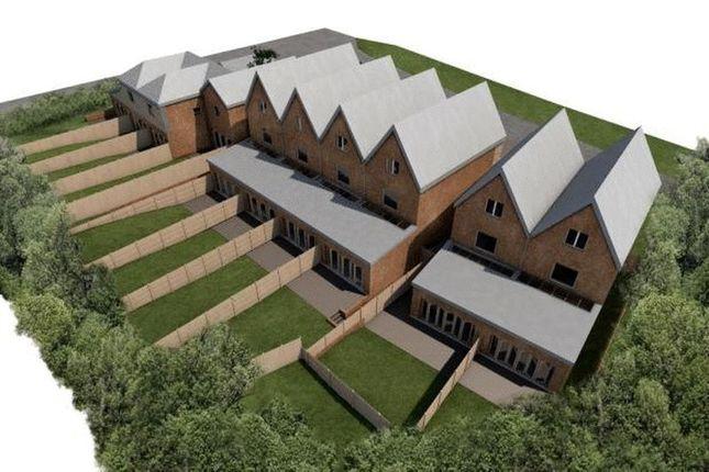 Thumbnail Terraced house for sale in Barons Hall Lane, Fakenham
