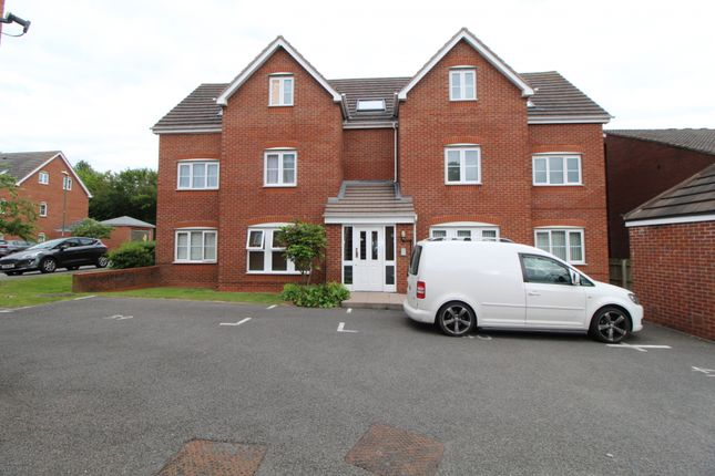 Thumbnail Flat for sale in Hickory Close, Coventry, West Midlands