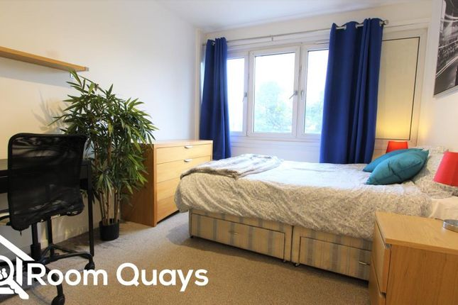 Thumbnail Shared accommodation to rent in Longshore, London