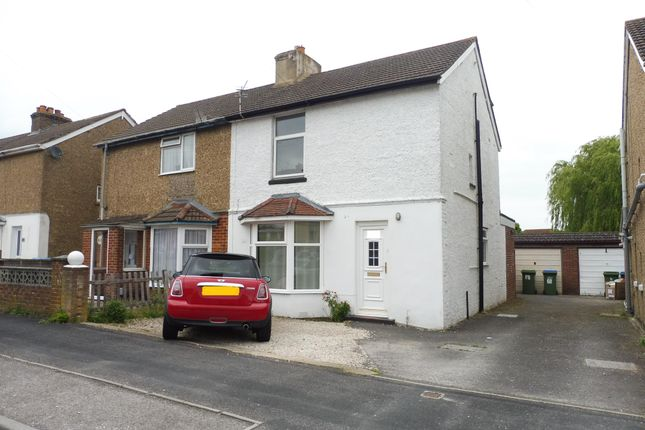 Thumbnail Property to rent in Laburnum Road, Fareham