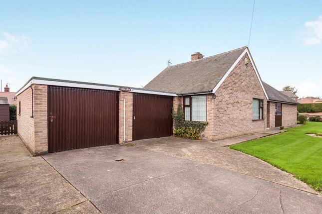 Thumbnail Detached bungalow for sale in Elm Park, Pontefract