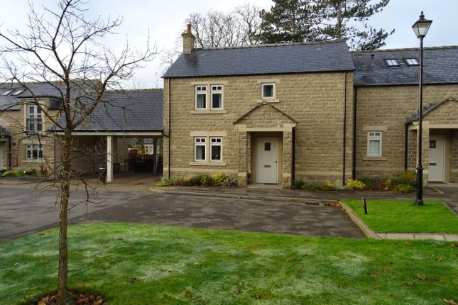 Thumbnail Cottage for sale in 11 Crompton Close, Audley St Elphin's Park, Dale Road South, Darley Dale, Matlock