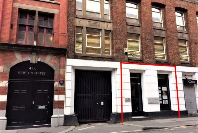 Thumbnail Leisure/hospitality to let in 47 Newton Street, Manchester