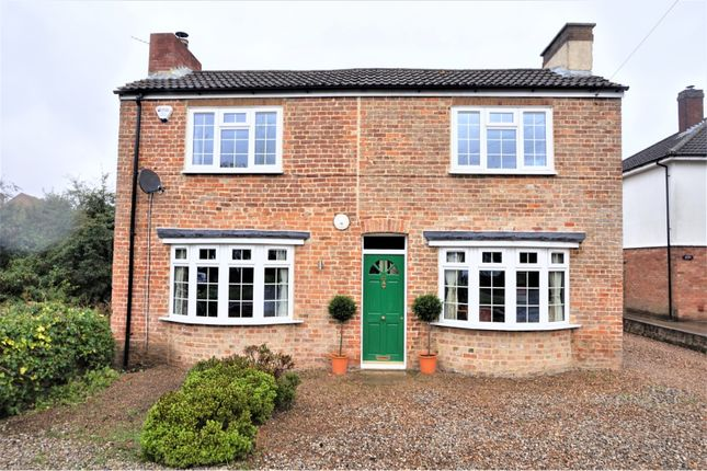 Thumbnail Detached house for sale in Legbourne Road, Louth