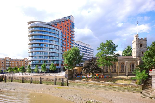 Thumbnail Flat to rent in Brewhouse Lane, London