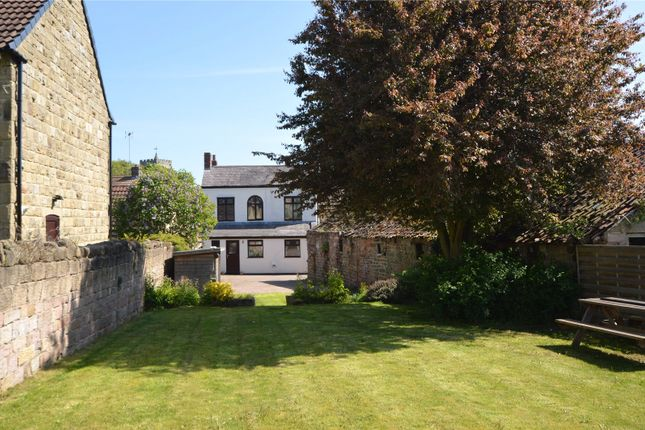 Thumbnail Flat for sale in Ground Floor Flat, High Street, Spofforth, Harrogate, North Yorkshire