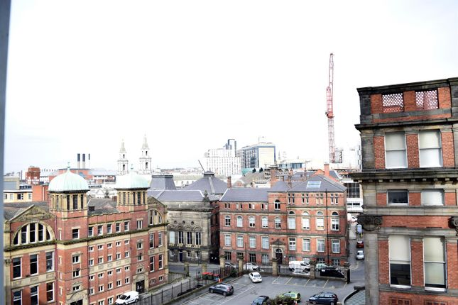 Thumbnail Flat to rent in 9, 125 Albion Street, Leeds