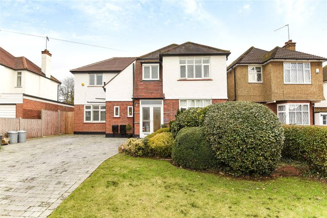 Thumbnail Detached house for sale in Evelyn Avenue, Ruislip, Middlesex