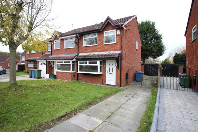 Thumbnail Semi-detached house to rent in Fulmar Grove, Liverpool, Merseyside