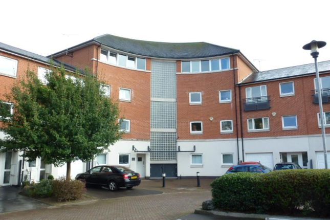 Thumbnail Flat to rent in Park Wharf, Haslam Street, The City, Nottingham