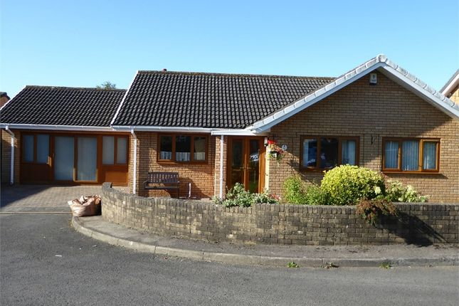 Thumbnail Detached bungalow for sale in Kirrlach Close, Caldicot