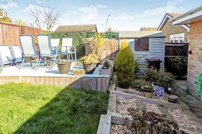 Thumbnail 2 bed semi-detached bungalow for sale in Fairlawns Drive, Hailsham