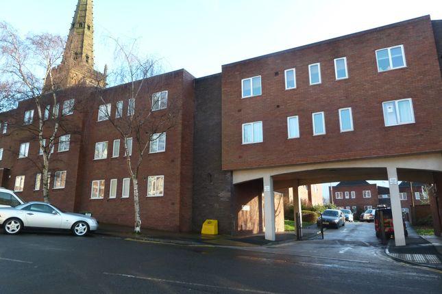 Thumbnail Flat for sale in Church Hill, Coleshill, Birmingham