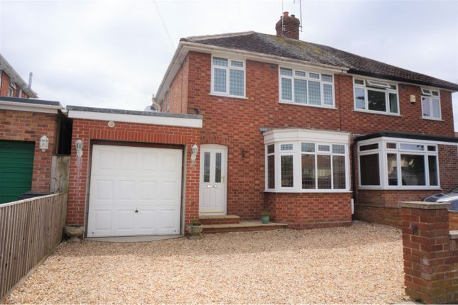 Thumbnail Semi-detached house for sale in Southleigh Road, Taunton