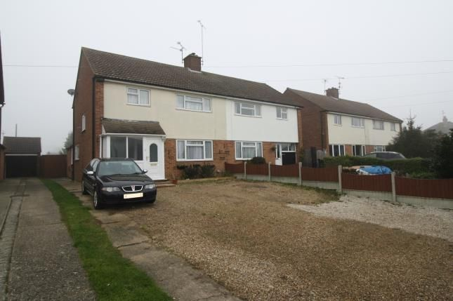 Thumbnail Semi-detached house for sale in The Courtyard, Spital Road, Maldon