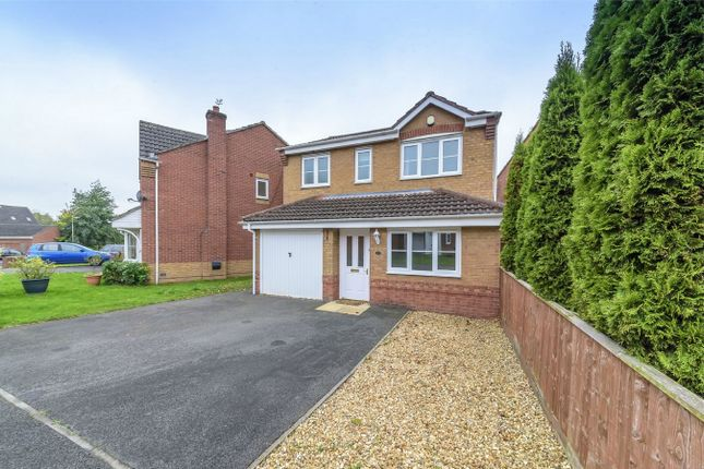 Thumbnail Detached house for sale in Gregson Walk, Dawley Bank, Telford, Shropshire
