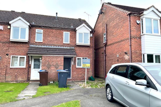 2 bed town house to rent in Derventio Close, Derby DE1