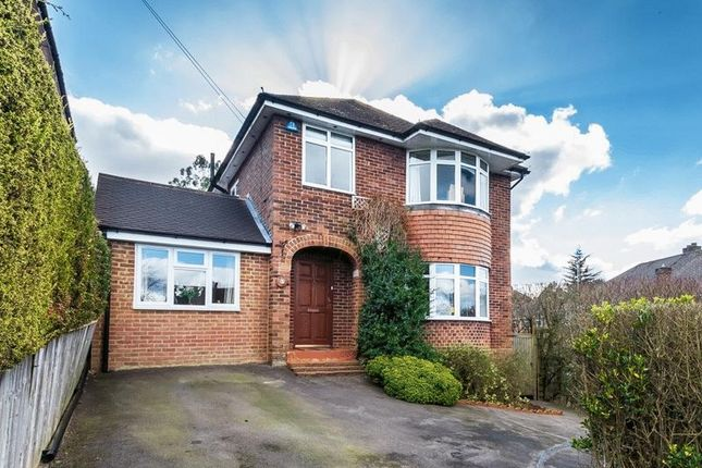 Thumbnail Detached house for sale in Carver Hill Road, High Wycombe