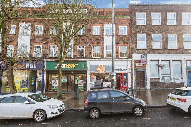Thumbnail Flat to rent in High Street, Whitton, Twickenham