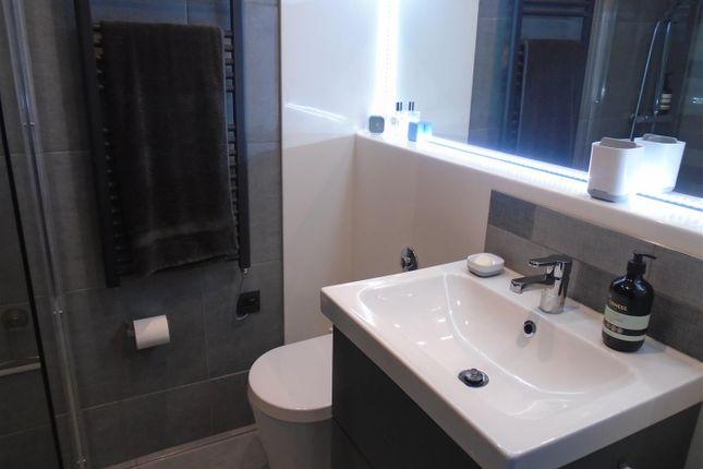 Shower Room of Reservoir Street, Salford M6
