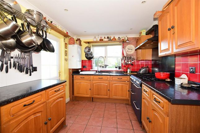 Thumbnail Detached house for sale in Aldermore Close, Ryde, Isle Of Wight