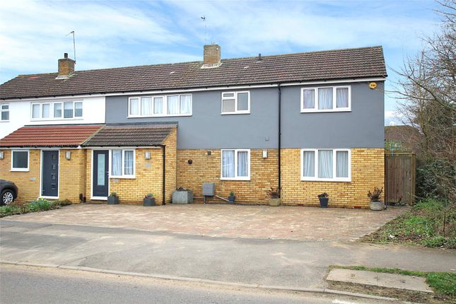 Thumbnail Semi-detached house for sale in Barnfield Road, St. Albans, Hertfordshire