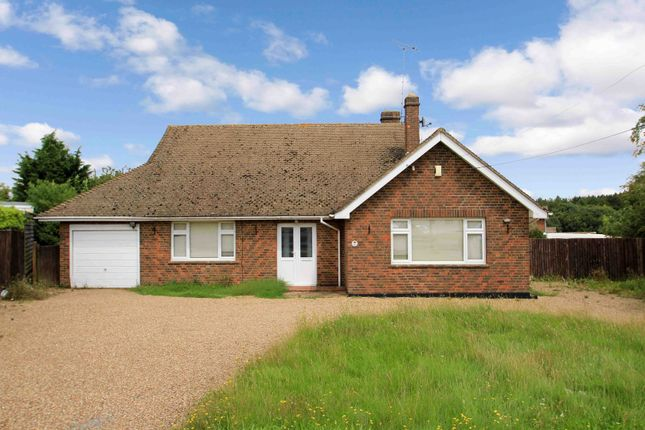 3 bed bungalow to rent in Hever Avenue, West Kingsdown, Sevenoaks TN15
