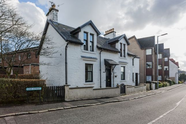 Thumbnail Flat for sale in Overton Cottage, High Street, Kilmacolm