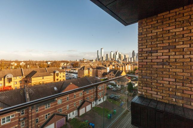 Thumbnail Flat to rent in Plough Way, Canada Water, London