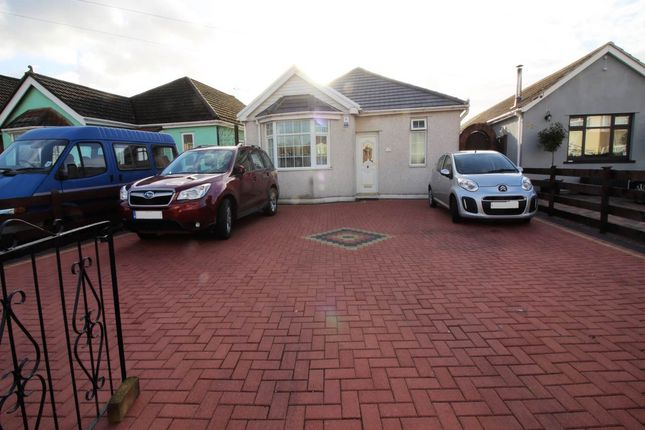 Thumbnail Bungalow for sale in Liswerry Road, Newport