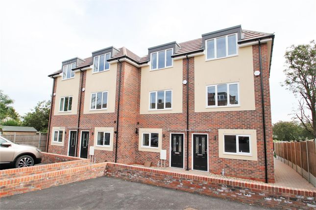 Thumbnail End terrace house for sale in Chailey Close, Blackfen, Sidcup